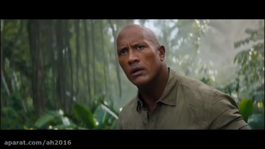 تریلر رسمی فیلم Jumanji 2