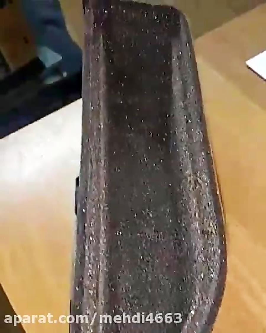 اکلیل پاش / دستگاه مخمل پاش درجه یک 09195642293 رنگ سال