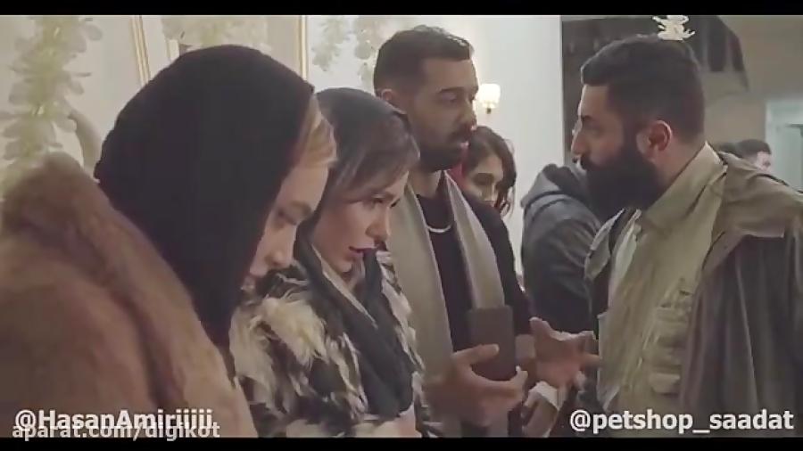 کلیپ طنز علی صبوری - بچه خلاف