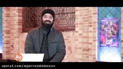 توصیه حاج «رضا هلالی» به بچه هیئتیها برای تماشای منطقه پرواز ممنوع