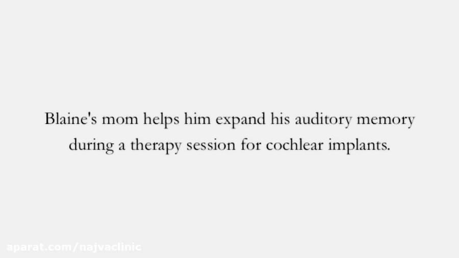 اثرات تربیت شنوایی بر فرآیند رشد گفتار و زبان
