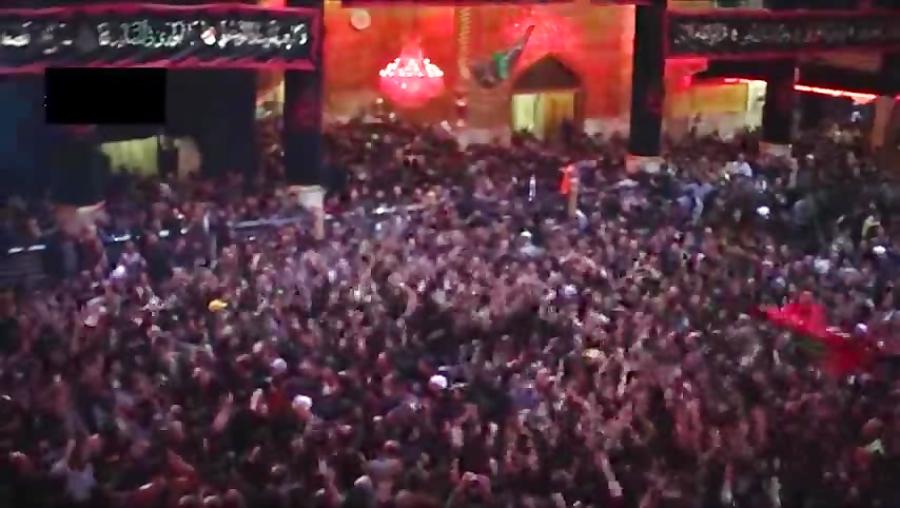 نماهنگ کربلا ـ کربلایی مهـــدی حسینی