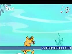 Funny Persian Animation_Giraffes انیمیشن حیات وحش، زرافه ها