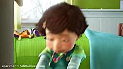 انیمیشن داستان اسباب بازی ها تعطیلات هاوایی دوبله فارسی