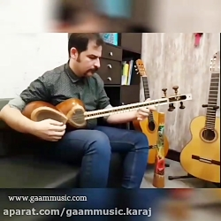 آموزش تار و ویولن در آموزشگاه موسیقی گام کرج