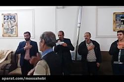 مداحی اصغر بنده علی 20 آذرماه 98 درجلسه هفتگی چارشنبه شبهای