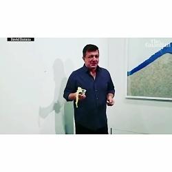 موز 120 هزار دلاری در موزه میامی