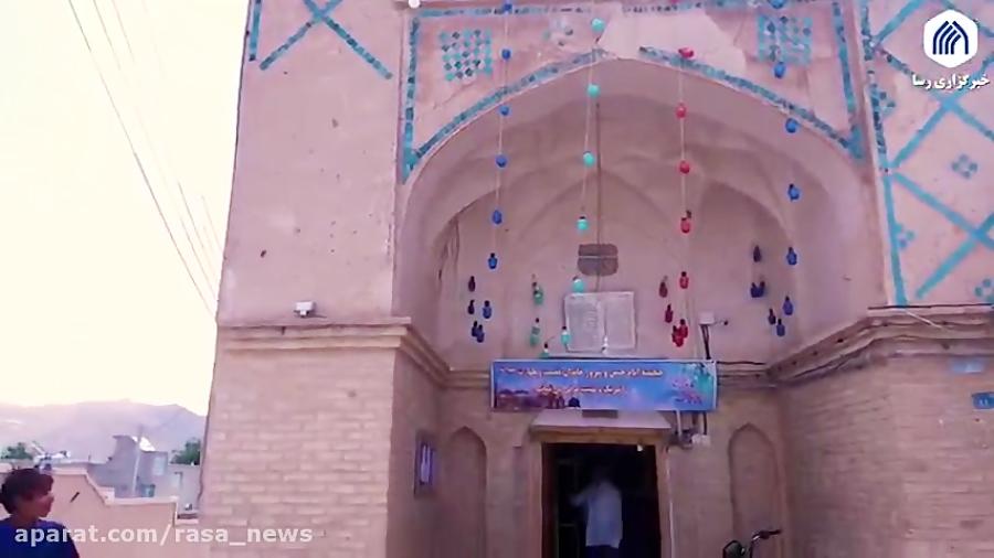 از برج تاریخی کاشانه تا مسجد جامع بسطام