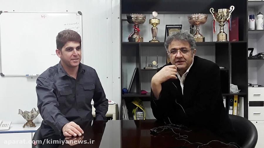 کافه خبروگپ وگفت با محتبی حاجی پور مدیرمجموعه ورزشی هایپر اسکیت غرب پایتخت