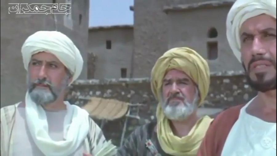 سکانس حضرت علی (ع) در فیلم محمد رسول الله