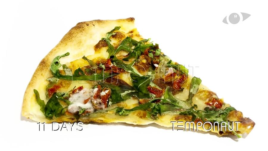 تایم لپس شگفت انگیز پیتزا - Pizza Timelapse