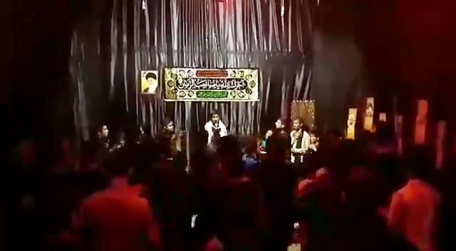 مداح نوجوان سید محمد حسینی