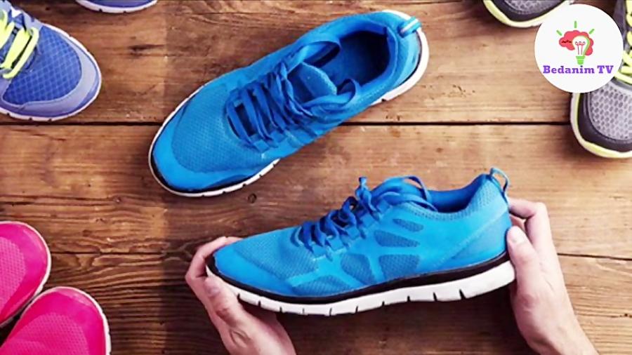 تاثیر کفش بر سلامتی بدن ...