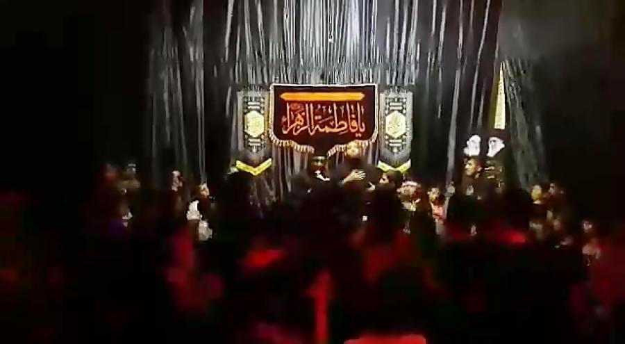 شور بسیار زیبا از سید محمد حسینی کجا بیام داد بزنم سرمو به دیوار بزنم