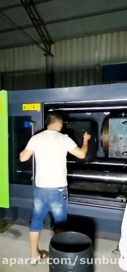 Sunbun 650t 20L bucket injection molding machine