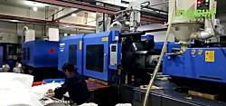China sunbun high speed nylon cable tie injection molding machine