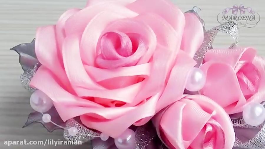 گلهای روبانی