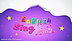 آموزش موزیکال حروف الفبای انگلبسی - حرف K