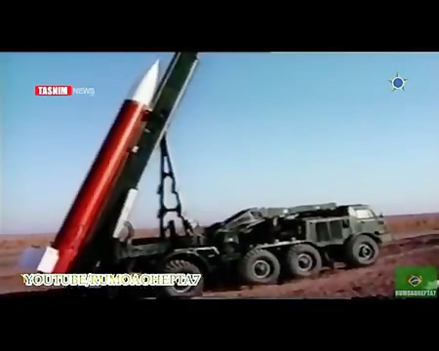 قیام موشک ها | کلیپ دیدنی از بالستیک های ایرانی