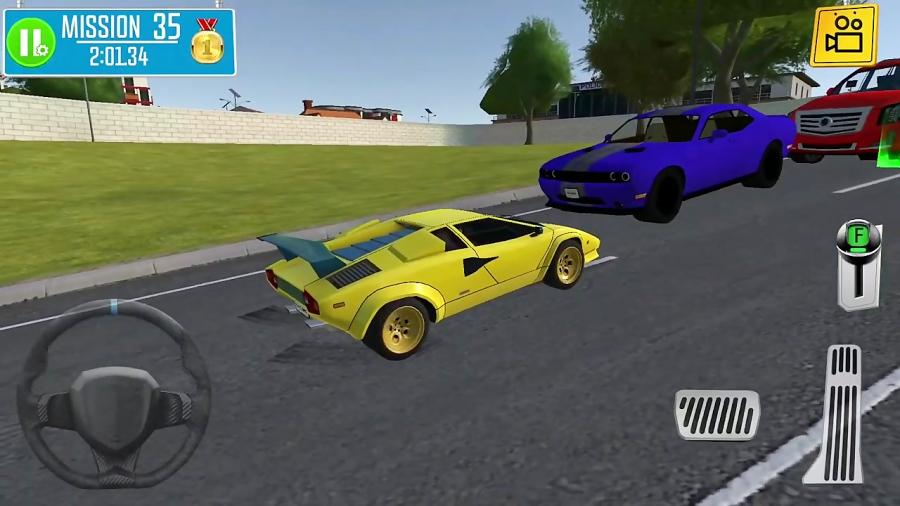 Lamborghini 1980 City Drive - Fast Driving In Realistic T