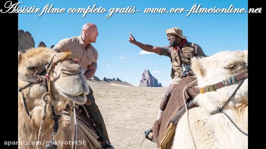 Jumanji: O Nível Seguinte Filme Completo Português Gratis Online
