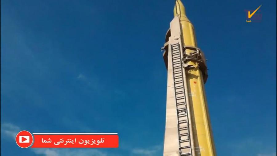 ایران, آماده بزرگترین نمایش موشکی در تاریخ جهان