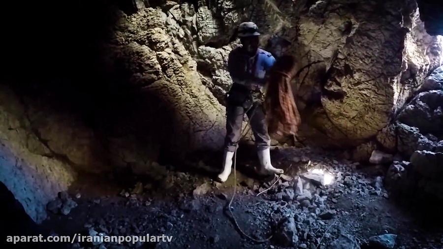 غار خرمنه سر- حیات وحش ایران