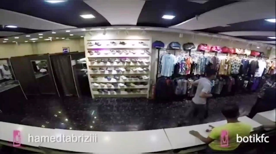 دوربین مخفی جدید حامد تبریزی لات مجازی، خرید زوری