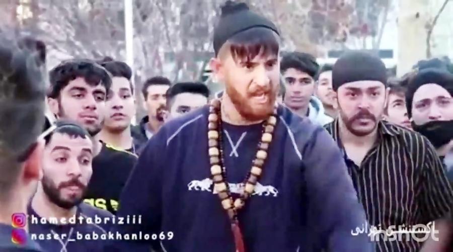 بهترین کلیپ های حامد تبریز ، لات مجازی