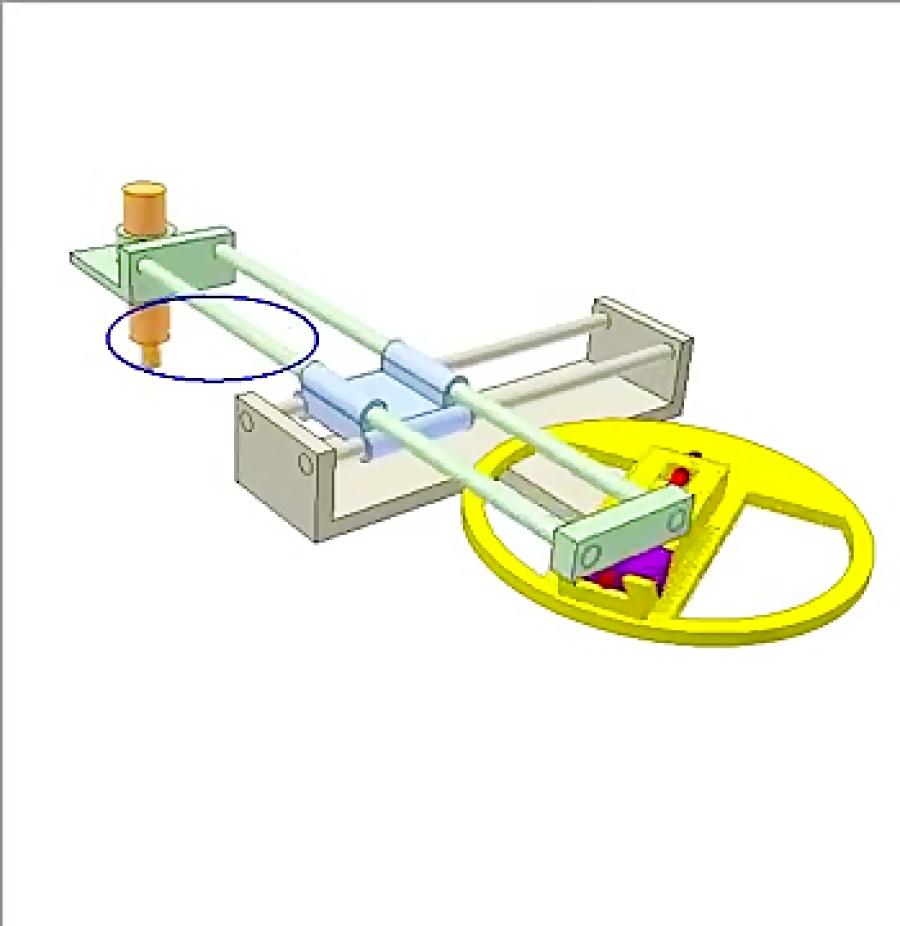 ردیابی یک حلقه از مرکز مجازی