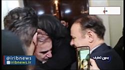 اشک های تکان دهنده دکتر « مسعود سلیمانی »؛ گروگان آمریکایی ها