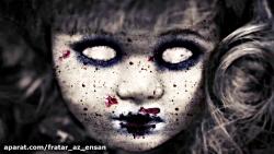 فیلم ترسناک ظبط شده از ارواح در مدرسه ایرلندی در شب