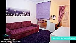 هتل 2 ستاره Metur آنتالیا