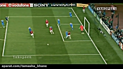 اولین جام لیگ قهرمانان رونالدو