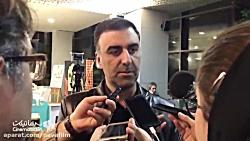 پاسخ ابراهیم داروغهزاده به حواشی جشنواره فیلم فجر امسال