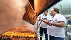 تور غذای  ایرانی در مشهد قسمت دوم مستر تیستر فودرنجر