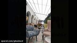 حقانی 09380039391-سقف اتوماتیک حیاط رستوران-فروش سقف برقی بام رستوران