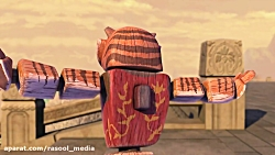 دانلود انیمیشن پاندای کونگ فو کار قسمت ۱۳ فصل ۲ با دوبله فارسی