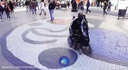 امکانات عمومی معلولین در اروپا
