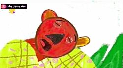نقاش کوچولو - آبله مرغان