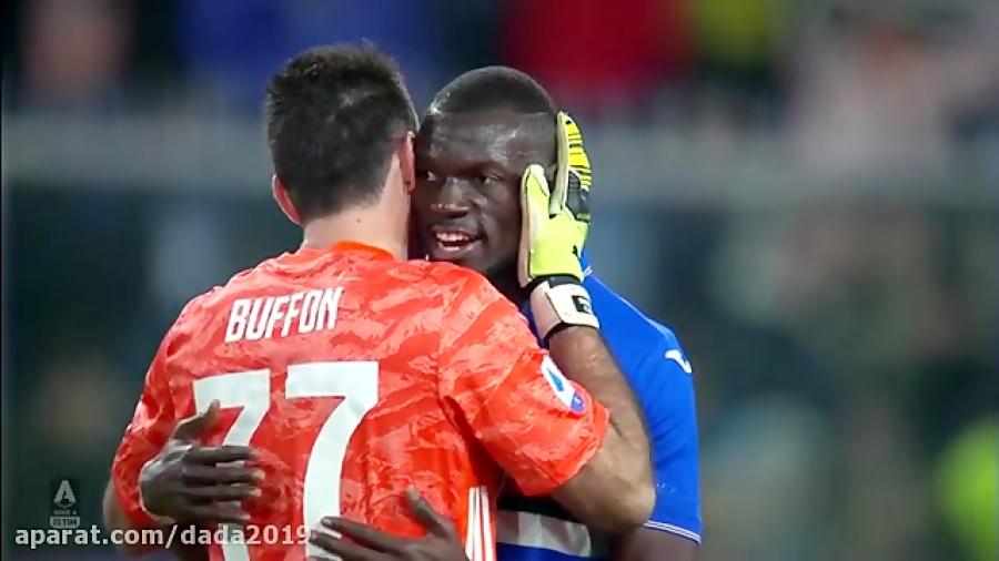 خلاصه بازی یوونتوس 2-1 سمپدوریا در سری آ ایتالیا 2019( با گلزنی کریس رونالدو)