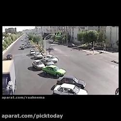 چند تصادف مرگبار در ایران..!!!