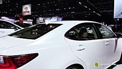دنیای خودرو و موتورسیکلت لاکچری - 2018 - Lexus ES 300h Hybrid