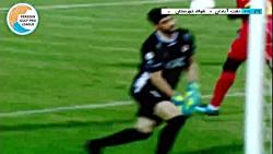 خلاصه بازی صنعت نفت آبادان 2-2 فولاد خوزستان (لیگ برتر ایران 98/99)