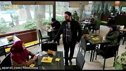 مخ زنی و دختر بازی پسر خجالتی   فیلم ایرانی بارکد