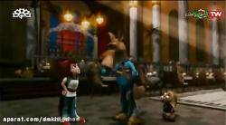 انیمیشن سینمایی   شنل قرمزی