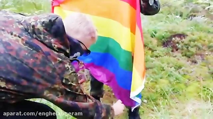 ️علیه #گناه_همجنس_بازی در جهان شورش کنید.../جنبش مردمی حلالزاده