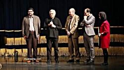 اهدای بالاترین نشان هنری ایران به استاد رافائل میناسکانیان