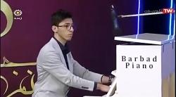 امیرعلی صادق بناب نوازنده پیانو