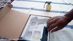 ویدیو معرفی کلت فلزی ساچمه ای پلاستیکی سی ۱۰